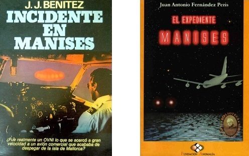 Portadas de Incidente en Manises y El Expediente Manises